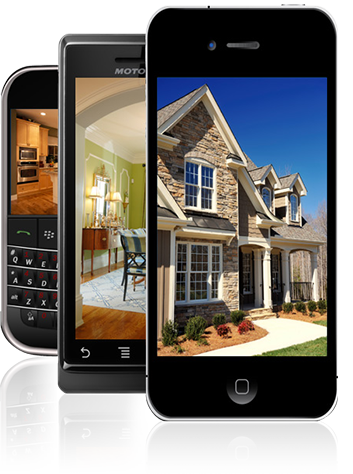 Search For Homes On Any Cell Phone.